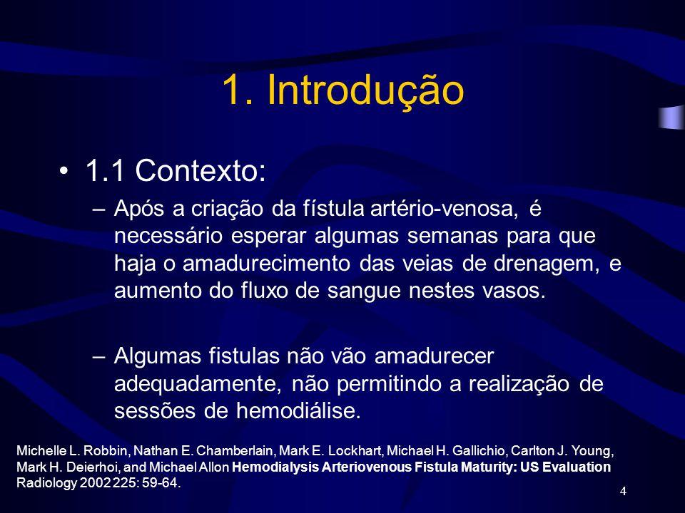 1. Introdução 1.1 Contexto: