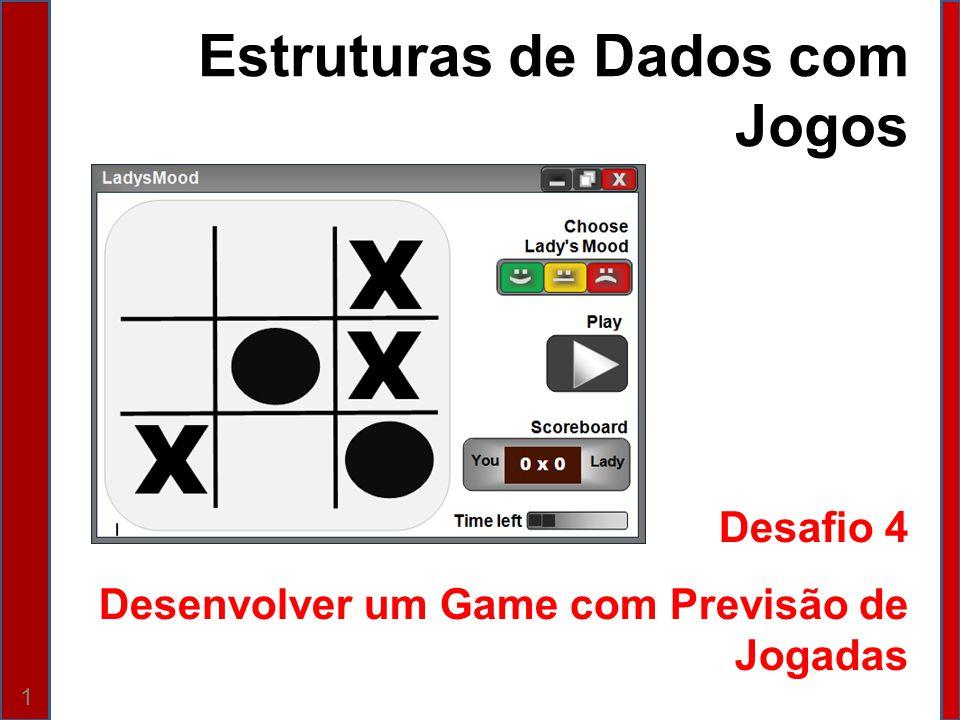 Estruturas de Dados com Jogos