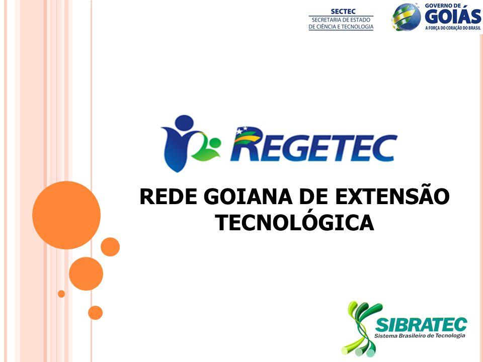 REDE GOIANA DE EXTENSÃO TECNOLÓGICA