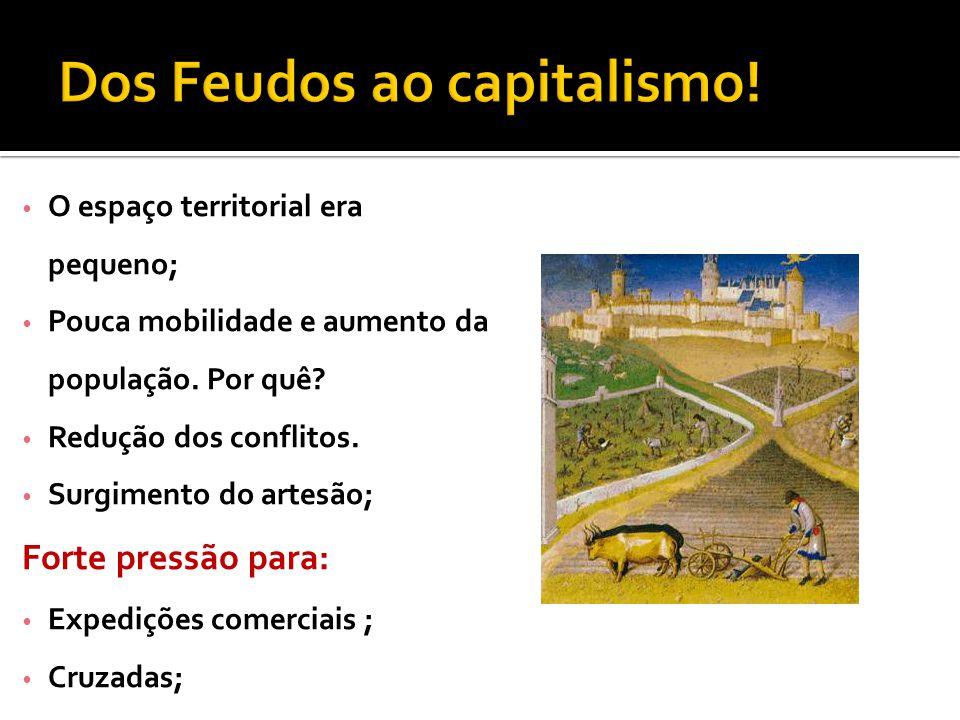 Dos Feudos ao capitalismo!