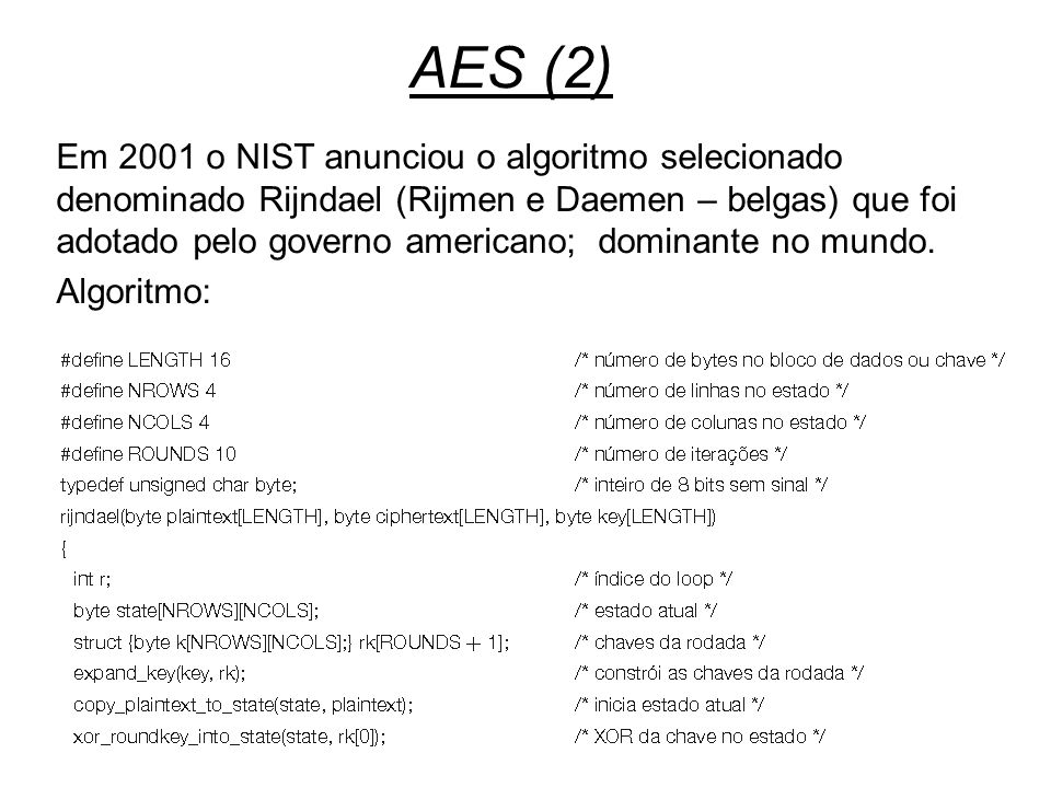 AES (2)