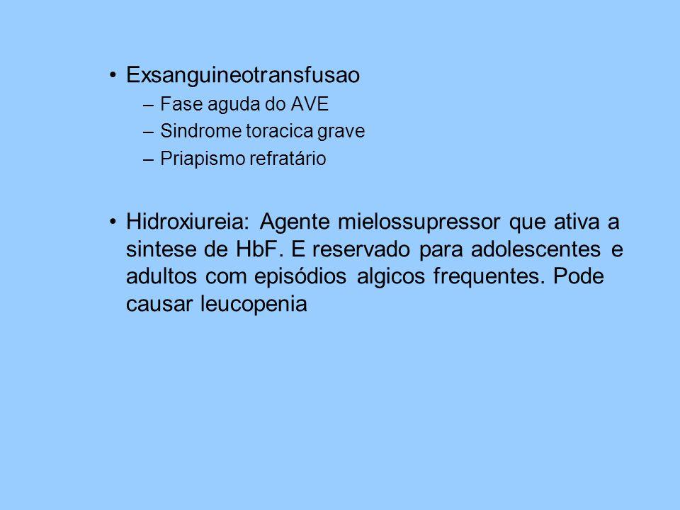 Exsanguineotransfusao