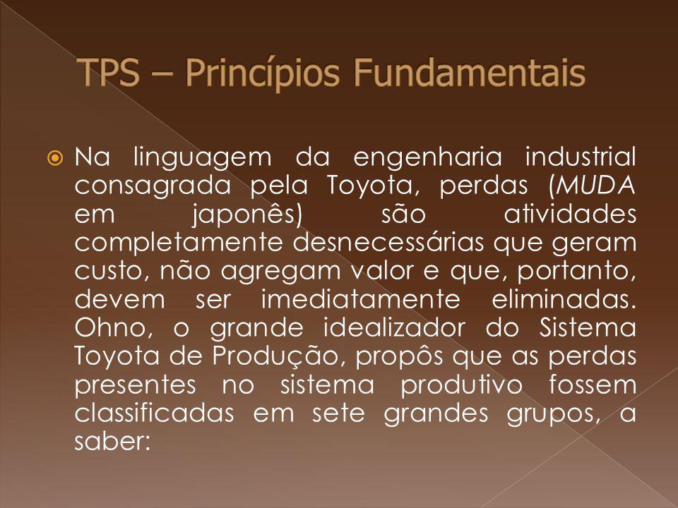 TPS – Princípios Fundamentais