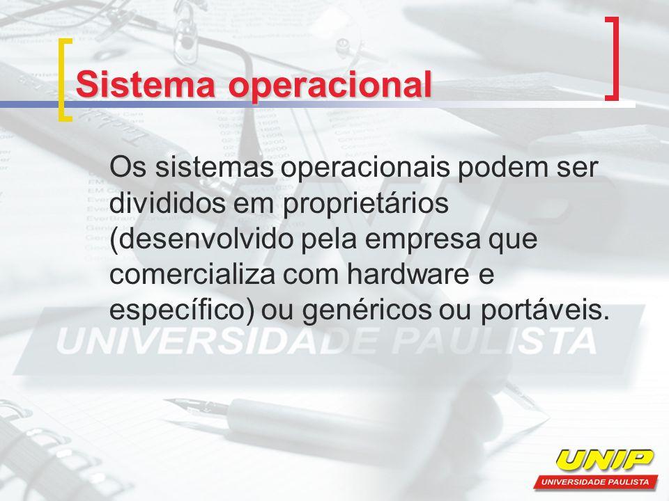 Sistema operacional
