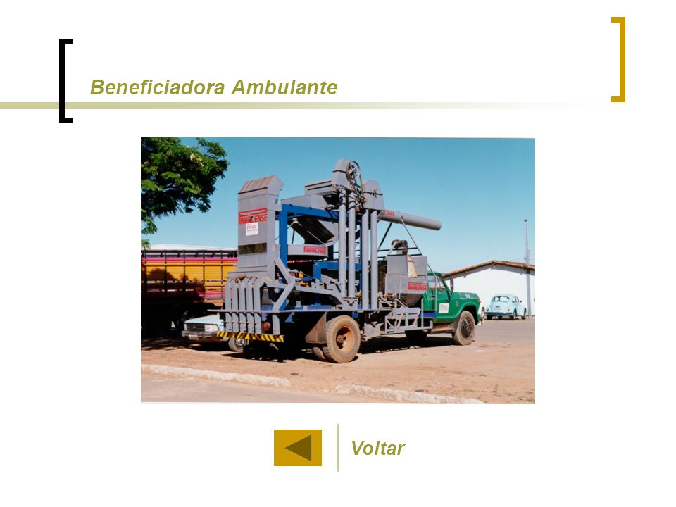 Beneficiadora Ambulante