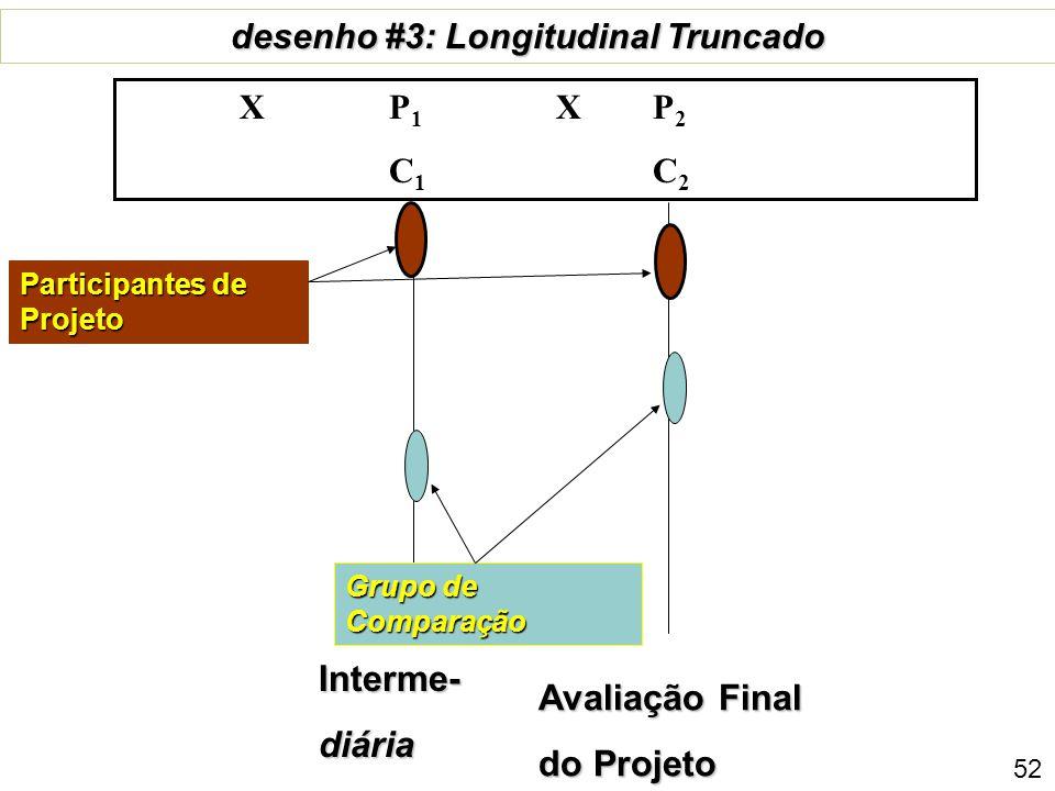 desenho #3: Longitudinal Truncado