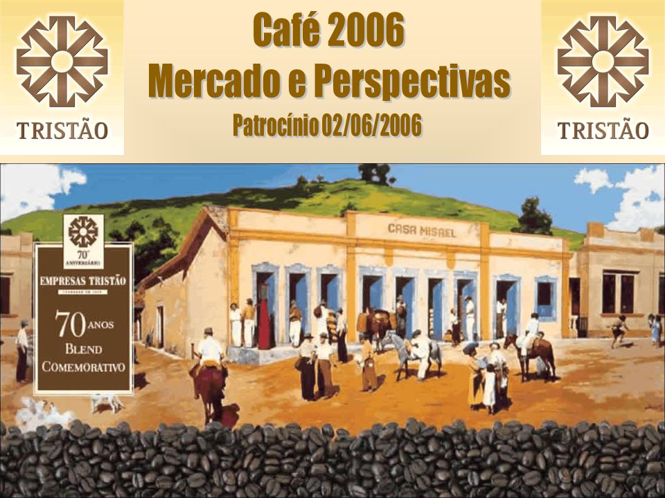 Mercado e Perspectivas
