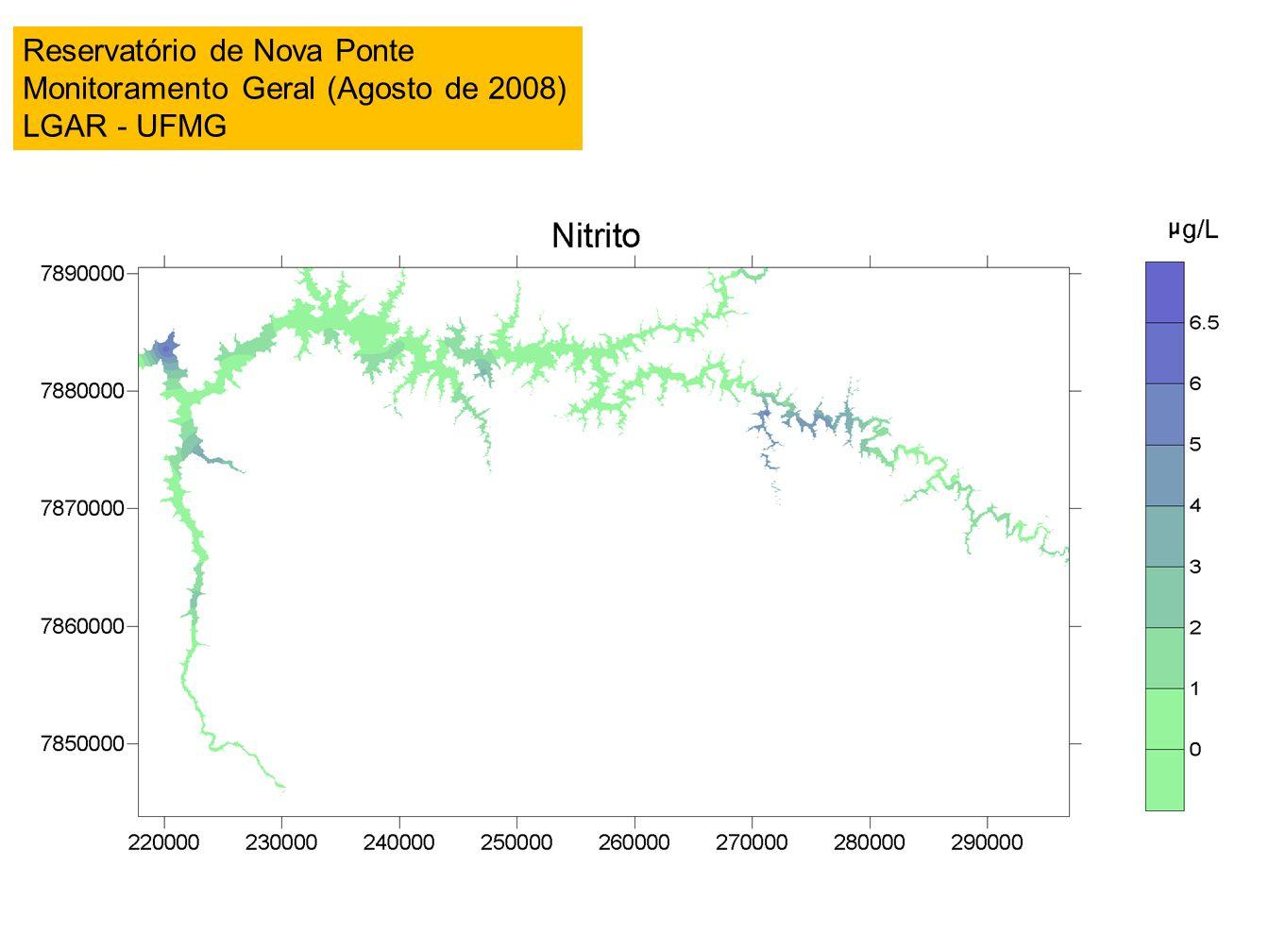Reservatório de Nova Ponte