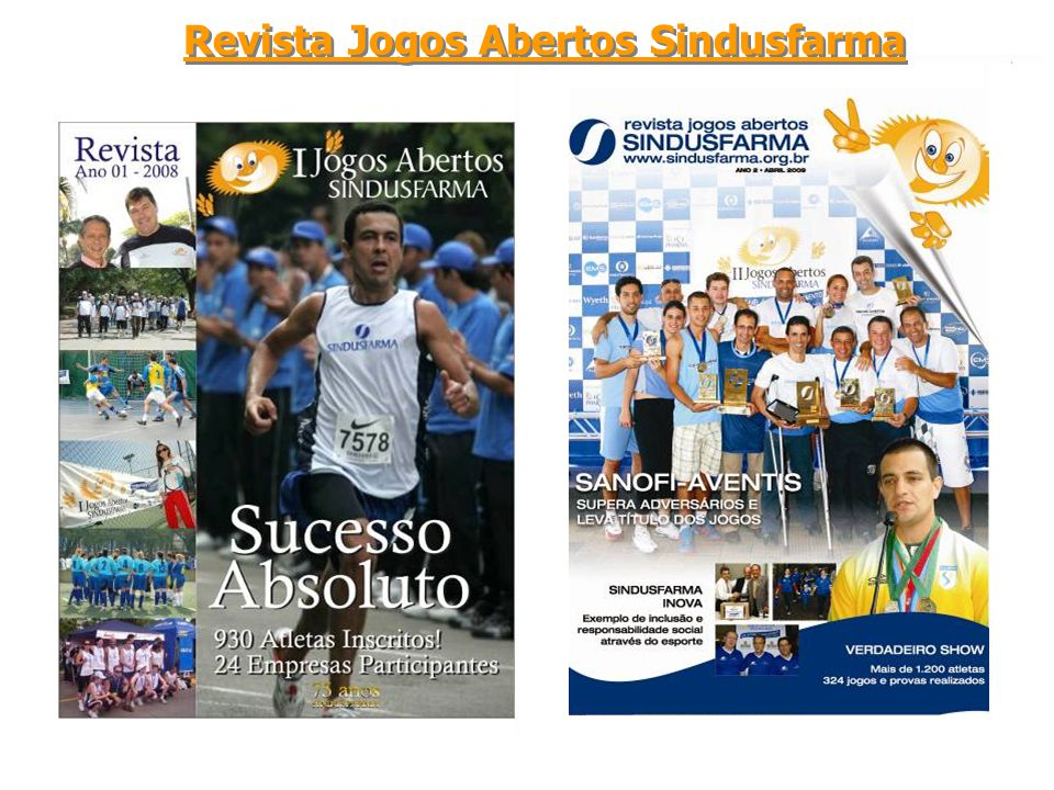 Revista Jogos Abertos Sindusfarma