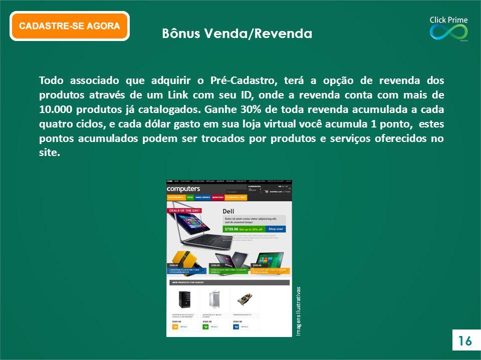 Bônus Venda/Revenda