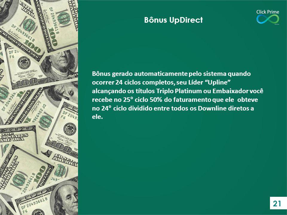 Bônus UpDirect