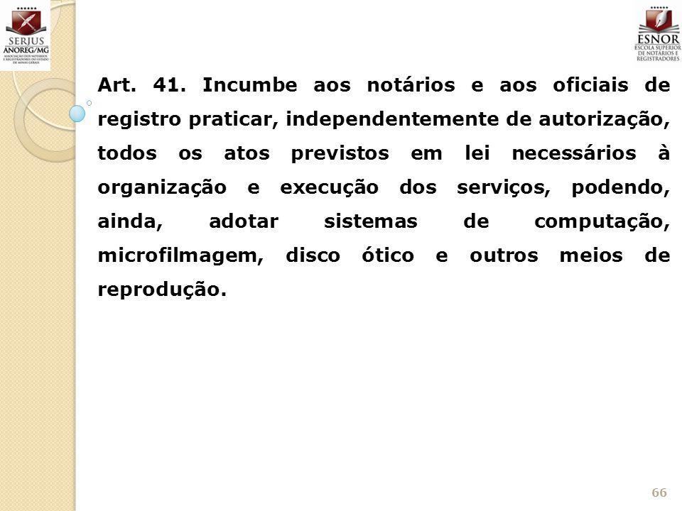 Art. 41.