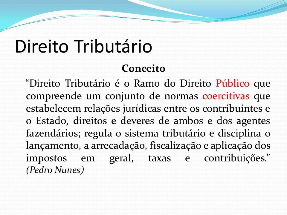 Direito Tributário Conceito