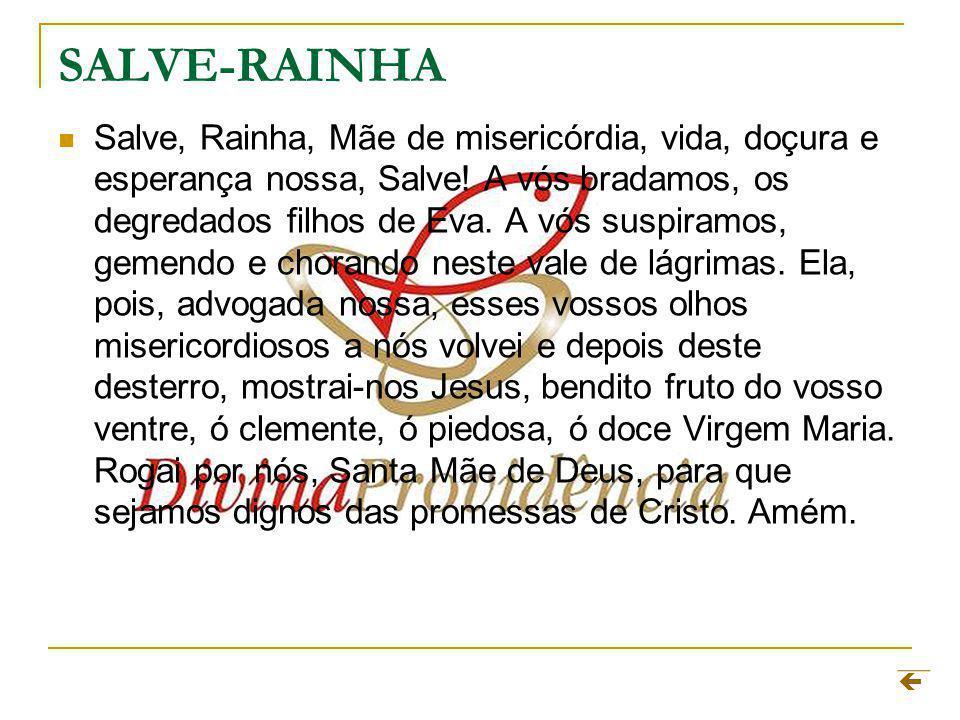 SALVE-RAINHA