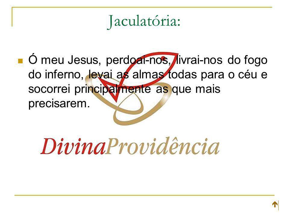 Jaculatória: