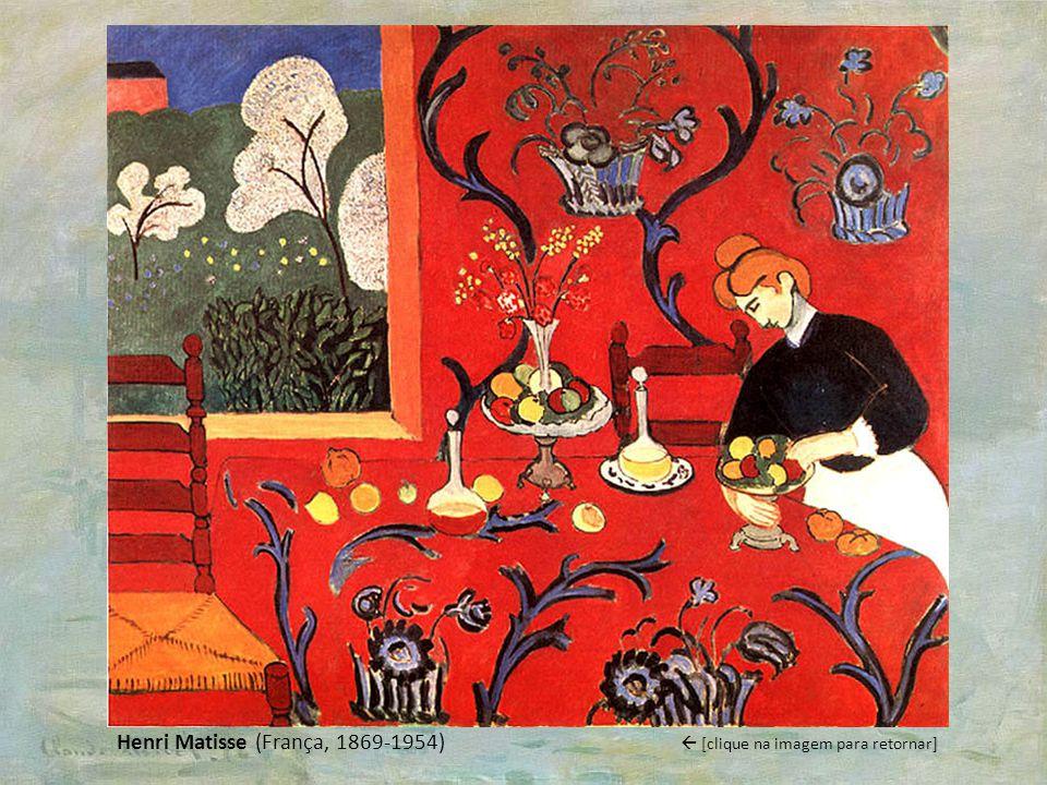 Henri Matisse (França, 1869-1954)