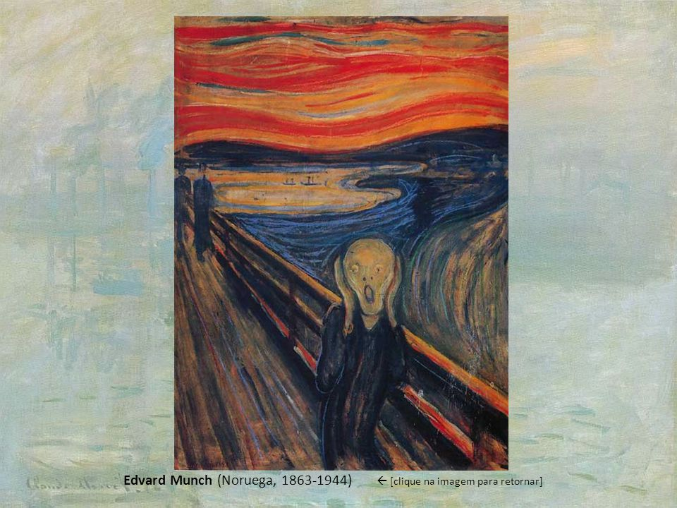 Edvard Munch (Noruega, 1863-1944)
