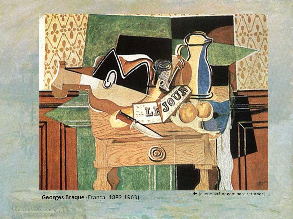 Georges Braque (França, 1882-1963)