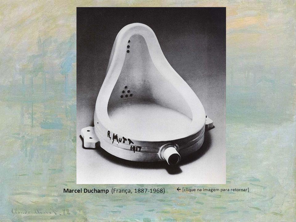 Marcel Duchamp (França, 1887-1968)