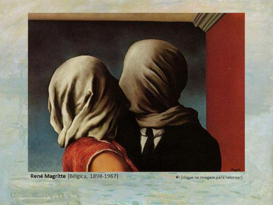 René Magritte (Bélgica, 1898-1967)