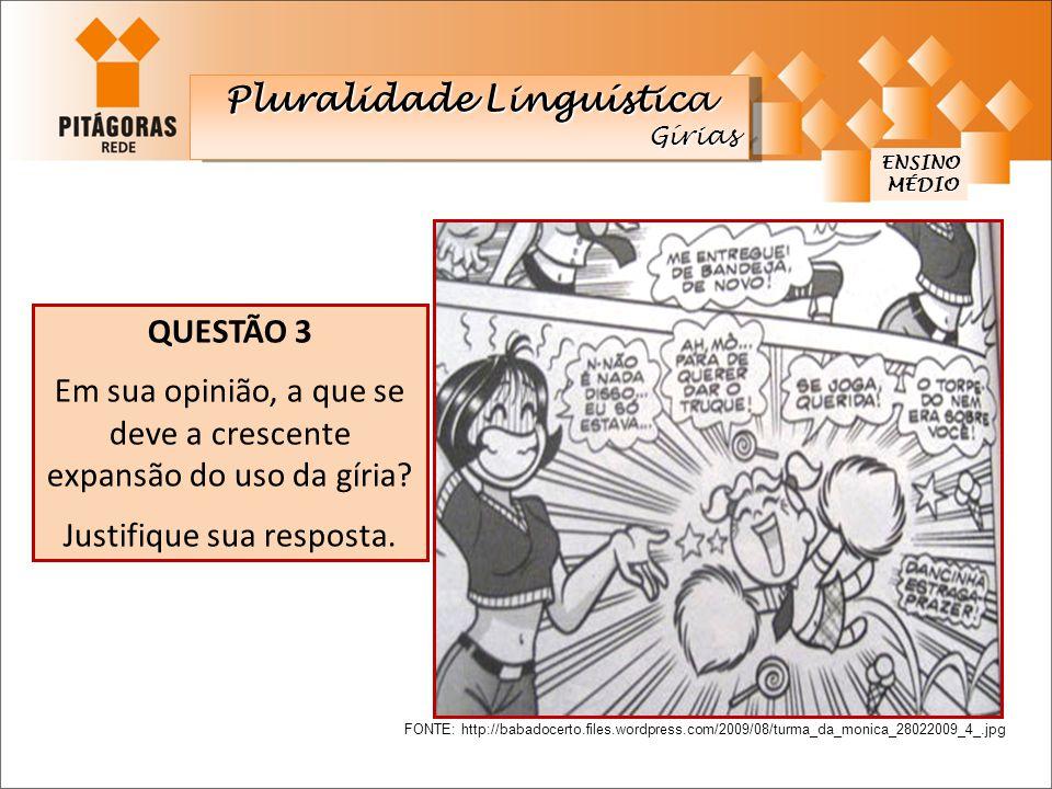 Pluralidade Linguística