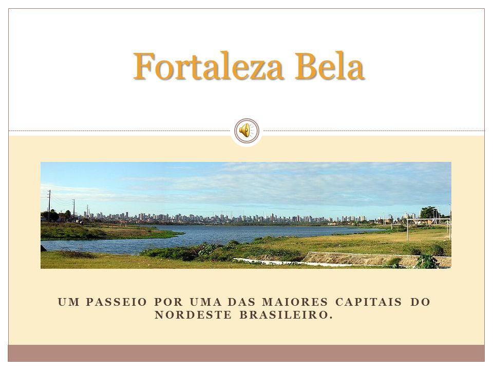 Um passeio por uma das maiores capitais do Nordeste brasileiro.