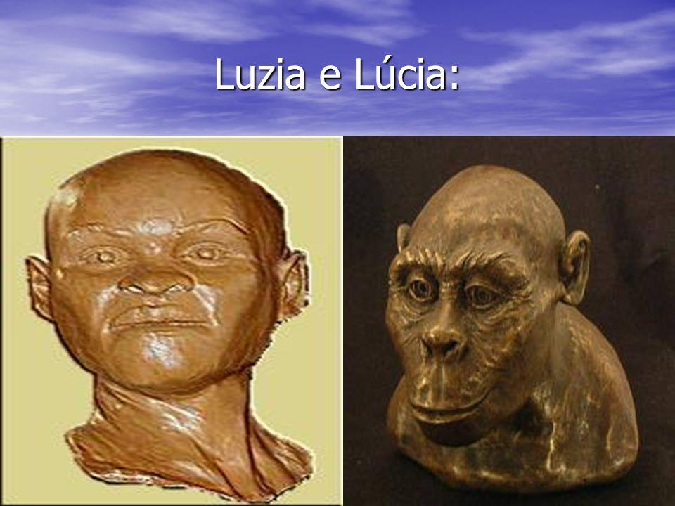 Luzia e Lúcia: