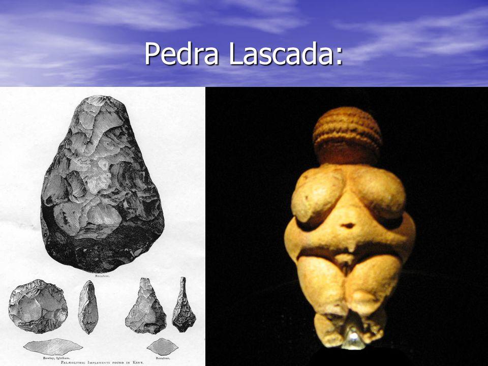 Pedra Lascada: