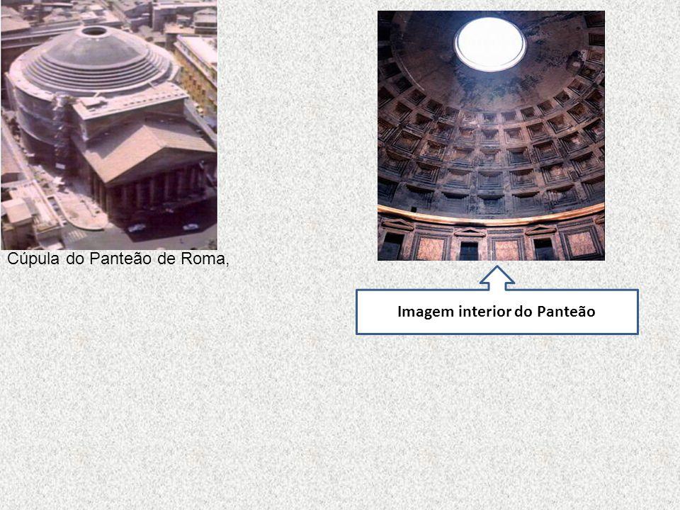 Imagem interior do Panteão