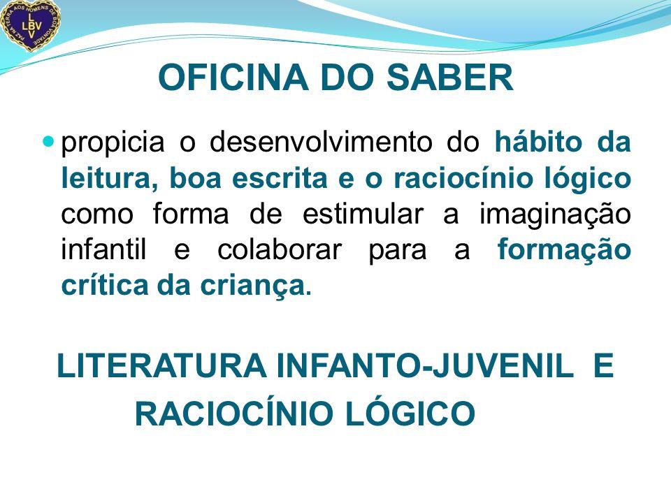 LITERATURA INFANTO-JUVENIL E