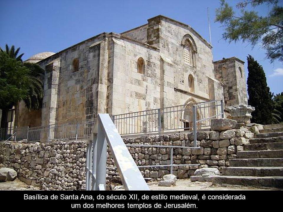um dos melhores templos de Jerusalém.