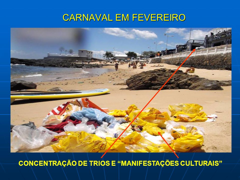 CARNAVAL EM FEVEREIRO CONCENTRAÇÃO DE TRIOS E MANIFESTAÇÕES CULTURAIS
