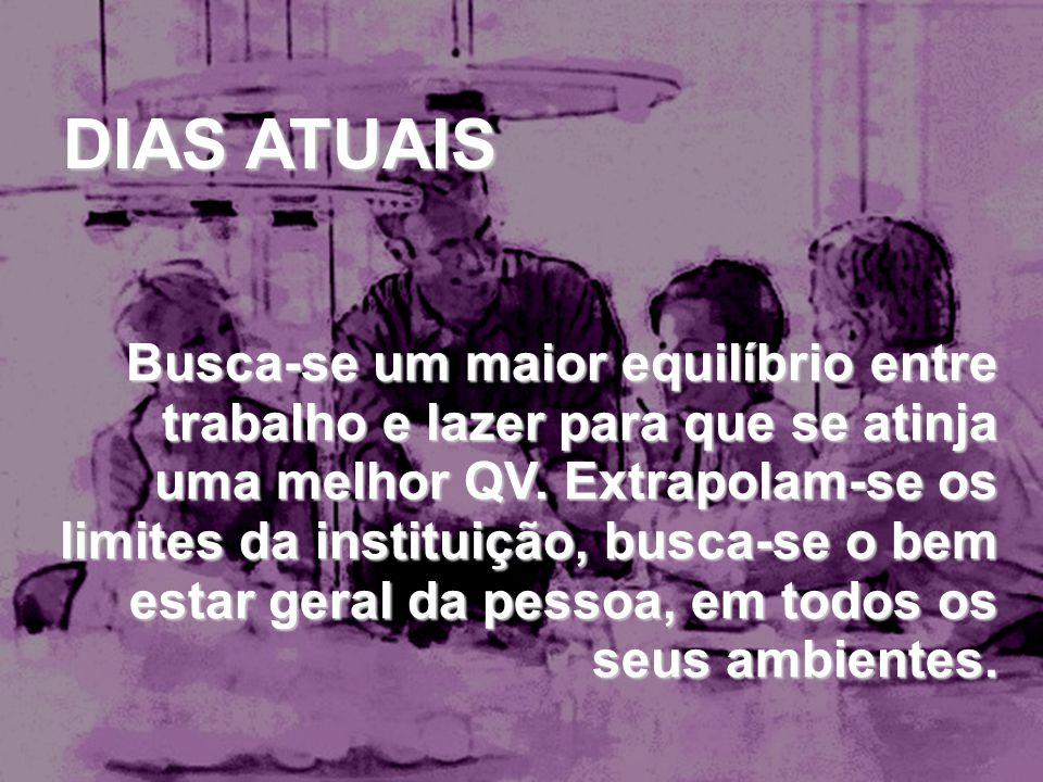 DIAS ATUAIS