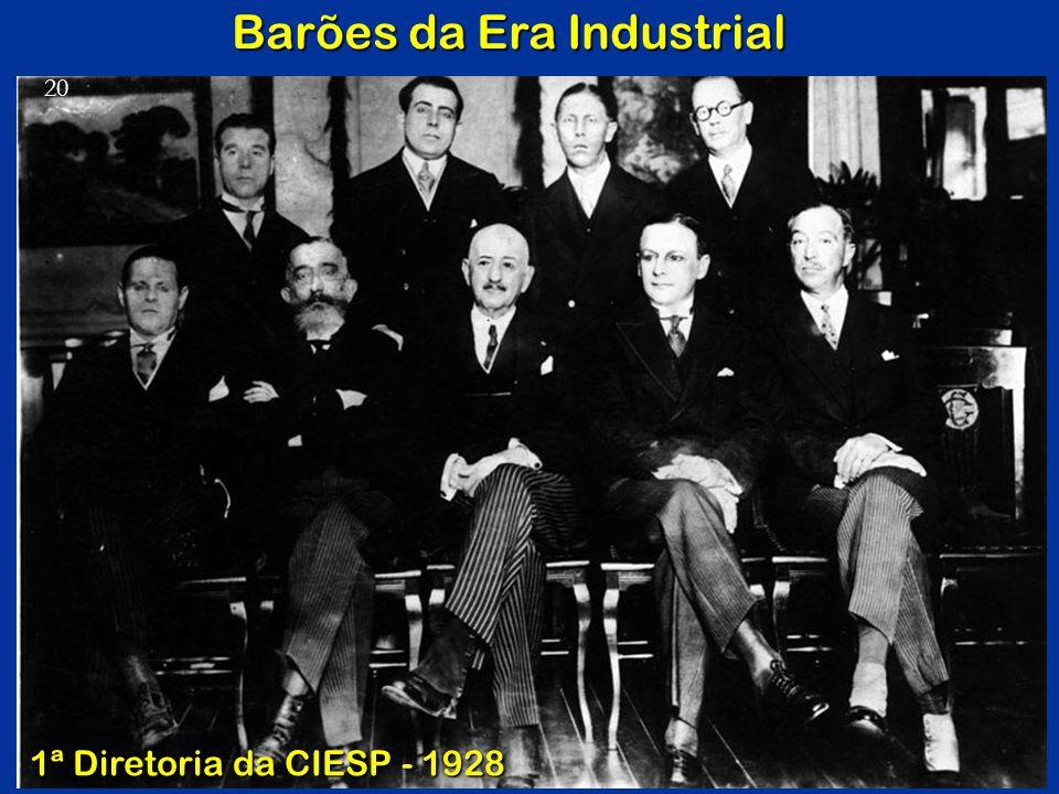 Barões da Era Industrial