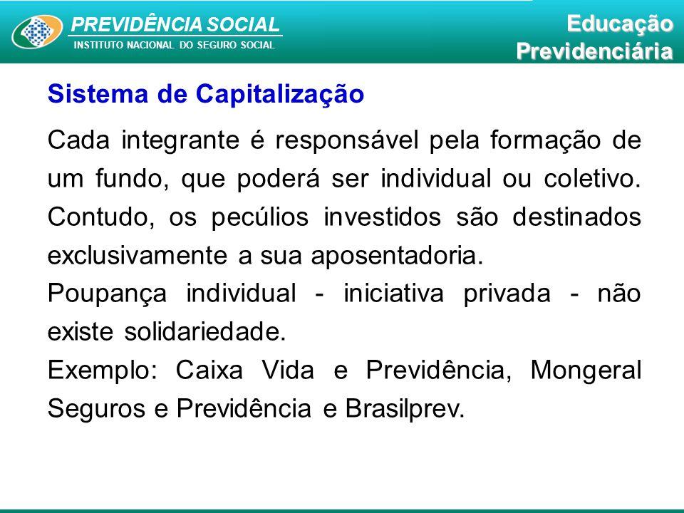 Sistema de Capitalização