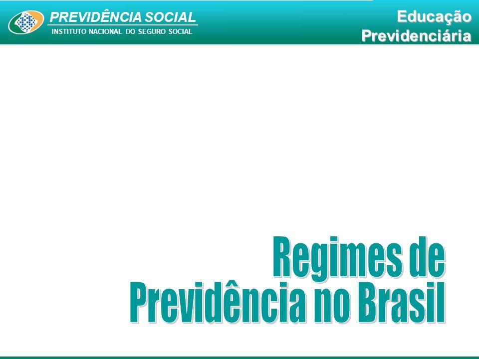 Regimes de Previdência no Brasil 31