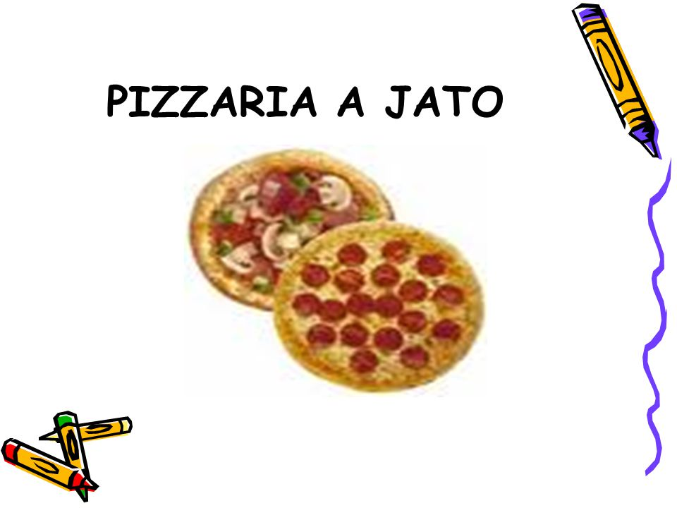 PIZZARIA A JATO