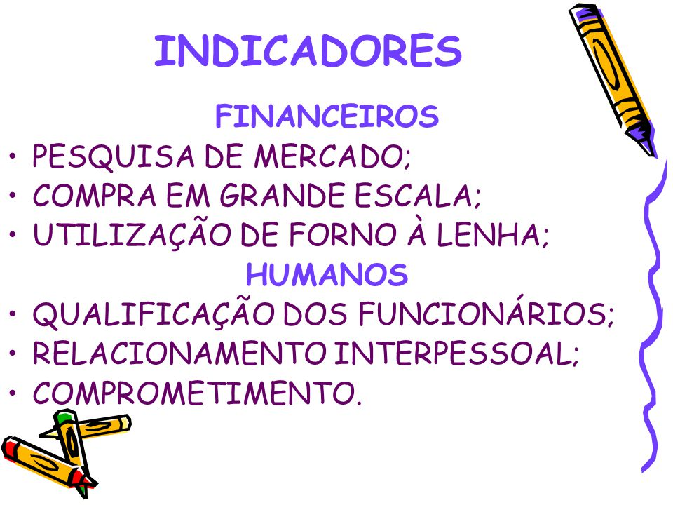 INDICADORES FINANCEIROS PESQUISA DE MERCADO; COMPRA EM GRANDE ESCALA;