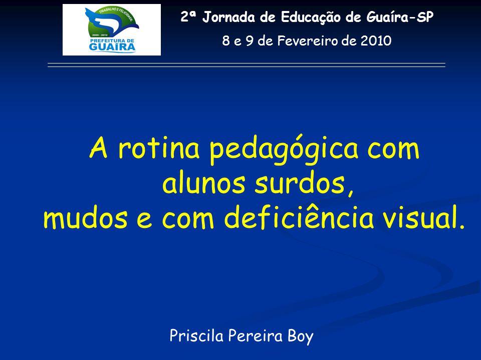 2ª Jornada de Educação de Guaíra-SP