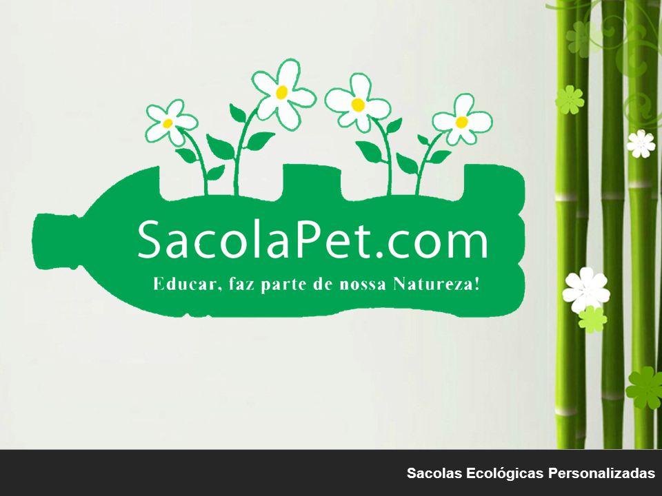 Sacolas Ecológicas Personalizadas