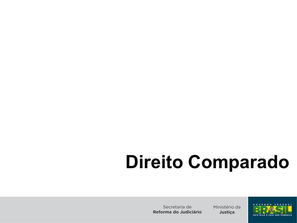 Direito Comparado