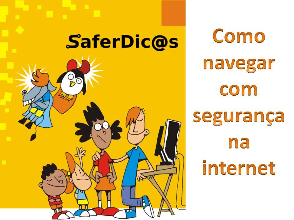 Como navegar com segurança na internet
