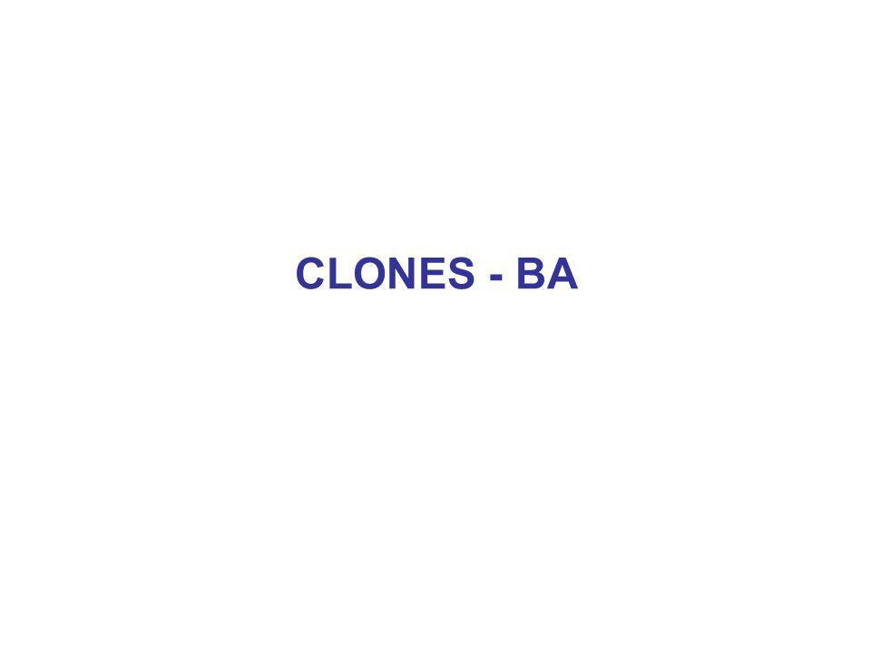 CLONES - BA