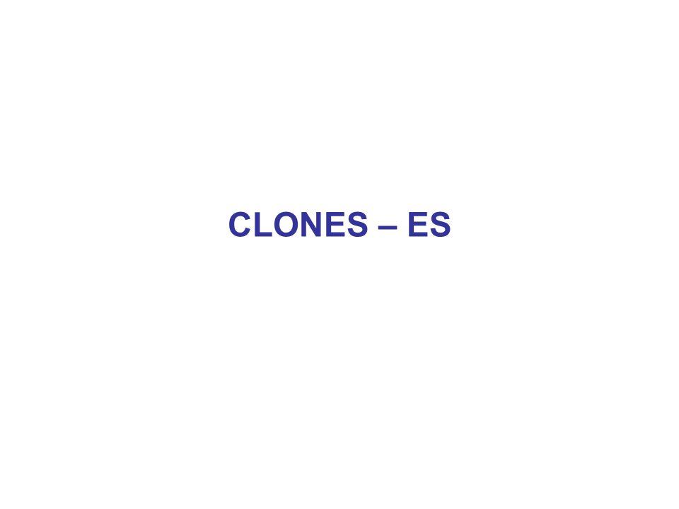 CLONES – ES