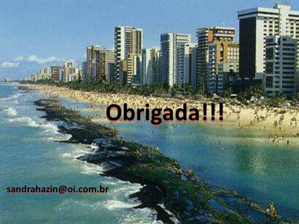 Obrigada!!! sandrahazin@oi.com.br