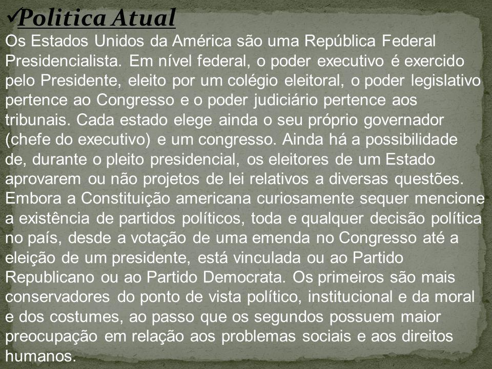 Politica Atual