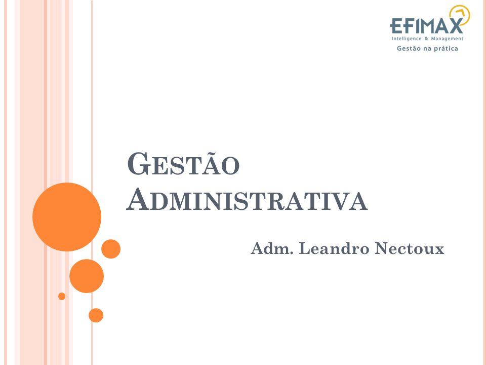 Gestão Administrativa