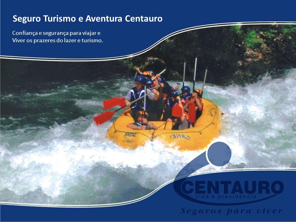 Seguro Turismo e Aventura Centauro