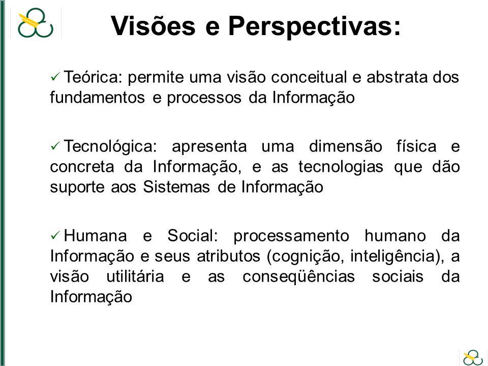 Visões e Perspectivas: