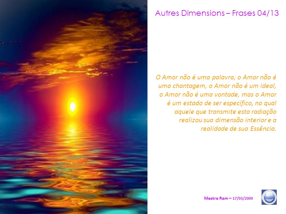Autres Dimensions – Frases 04/13
